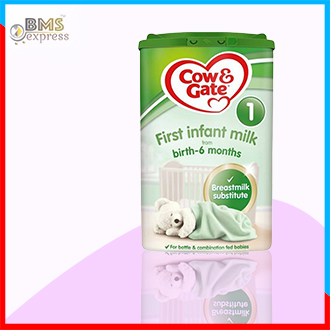 Cow & Gate 1 Infant Milk Powder (800gm) UK