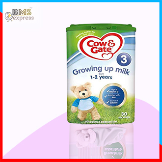 Cow & Gate 3 Infant Milk Powder (800gm) UK