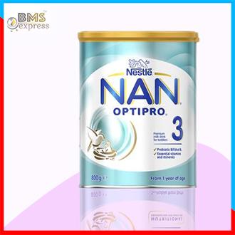 Nestlé NAN 3 Optipro 800 gm (Portugal)