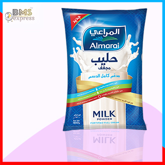 Almarai Fortified Full Cream Milk Powder (1800 gm) KSA