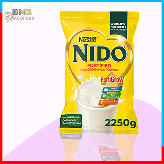 Nestle NIDO Fortified Milk Powder (2250gm) UAE
