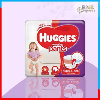 Huggies Baby Diaper L (9-14kg)