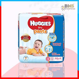 Huggies Dry Pants S 4-8 kg