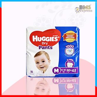 Huggies Dry Pants  M 6-12 kg
