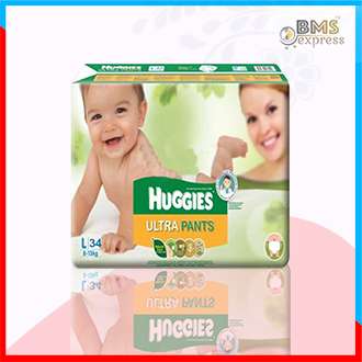 Huggies Diaper Ultra Belt L 8-13 kg