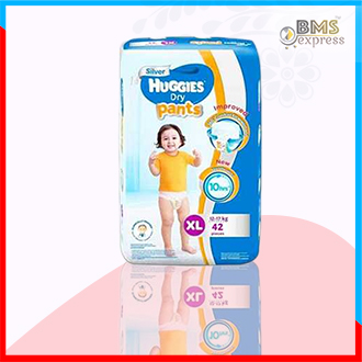 Huggies Dry Pants  XL 12-17 kg