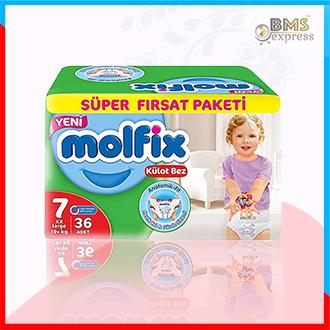 Molfix Diaper XXL 19+ Kg