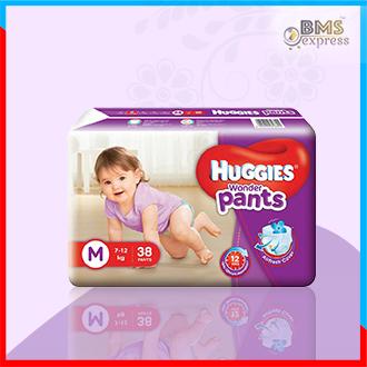 Huggies Baby Diaper M 7-12 kg