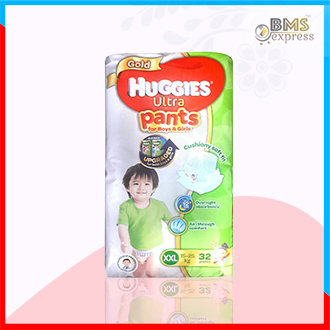 Huggies Gold Diaper XXL (15-25 kg)