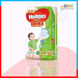 Huggies Gold Diaper XL 12-17 kg