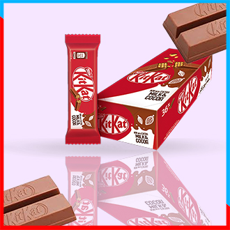 Kitkat 2 Fingers - 18g (40pcs Box)