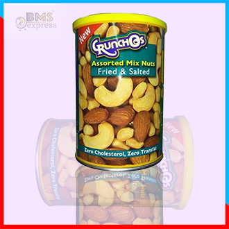 Crunchos  Mix Nuts- 350 gm