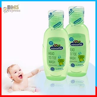 Kodomo Baby Head To Toe Wash 100ml