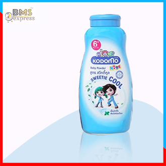 Kodomo Baby Powder Sweetie Cool 180 g