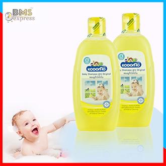 Kodomo Baby Shampoo Original scent- 400ml