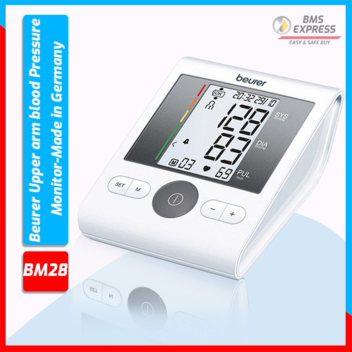 Beurer BM 28 Upper arm blood Pressure Monitor