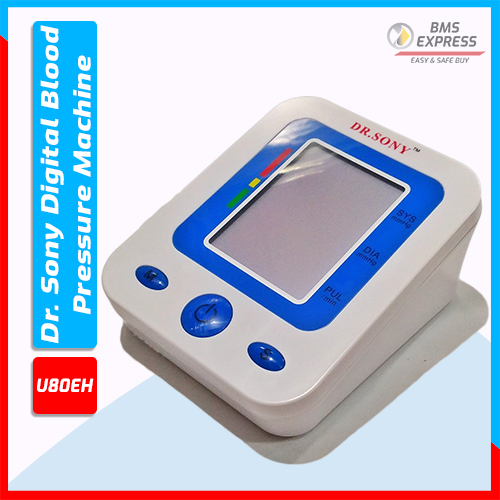 Dr Sony Digital Blood Pressure Machine (Original) USA/China