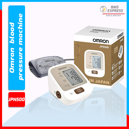 Omron JPN500 blood pressure machine