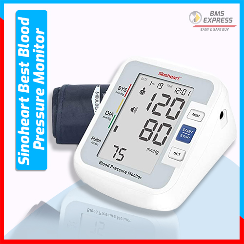 Sinoheart Best Blood Pressure Monitor