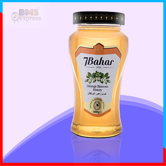 7Bahar Blossom Honey 500gm
