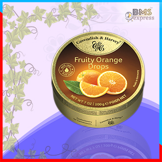 Cavendish Fruity Orange-200g