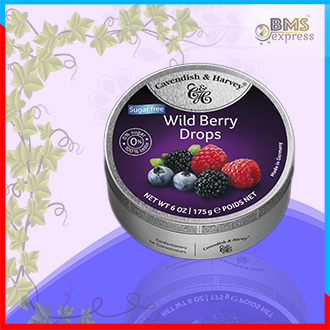 Cavendish Wild Berry-175g