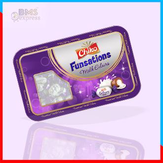 Chiko Funsations Milk Eclairs (200gm) Oman