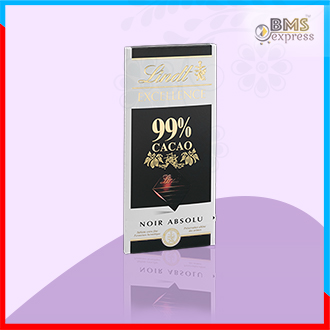 Lindt Excellence 99% Cocoa - 50g