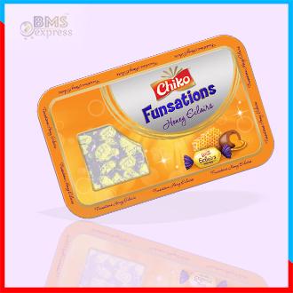 Chiko Funsations Honey Eclairs (230g) Oman