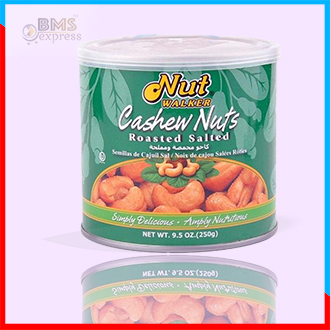 Nut Walker Roasted Salted Cashew Nuts (250gm) Thailand