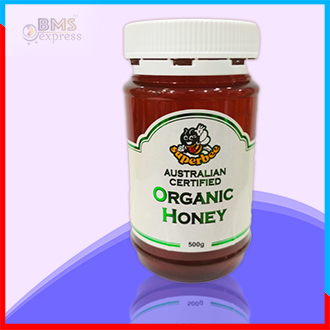 Superbee Organic Honey (Australian) - 500g