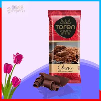 Toren Classic Milky Chocolate