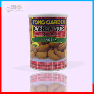 Tong Garden Salted Cashew Nuts Can (150gm) Thailand