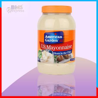 American Garden U.S. Mayonnaise - 887ml