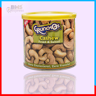 Crunchos Cashew Fried & Salted - 350gm-UAE