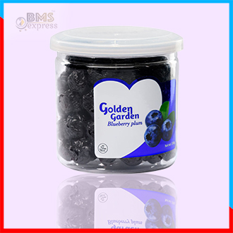 Golden Garden Blueberry plum (220gm) China