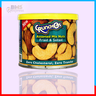 Crunchos Mix Nuts 350gm- UAE