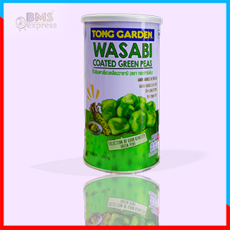 Tong Garden Wasabi Coated Green Peas (180gm) Thailand