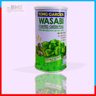 Tong Garden Wasabi Coated Green Peas (180gm) Thailand