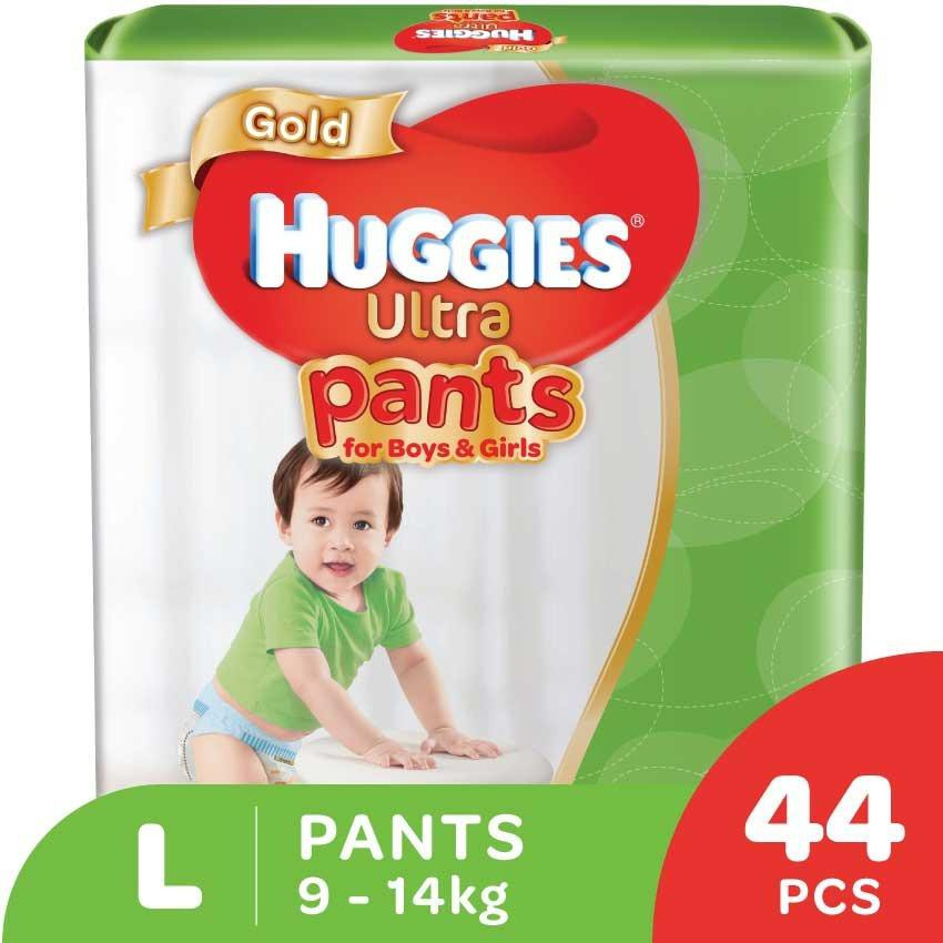 Huggies Gold Ultra Pants (9-14 Kg)