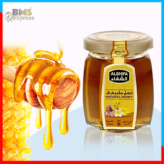 Al Shifa Natural Honey  (125gm) KSA