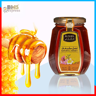 Al Shifa Natural Honey - 500gm