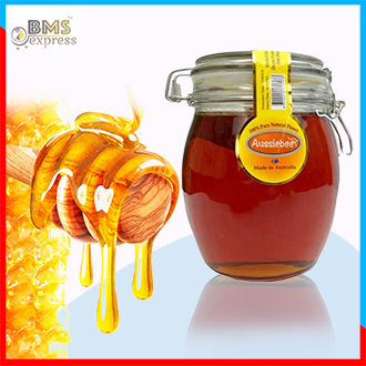 Aussiebee Natural Honey -1kg