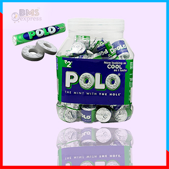 Polo Mint Roll 15g