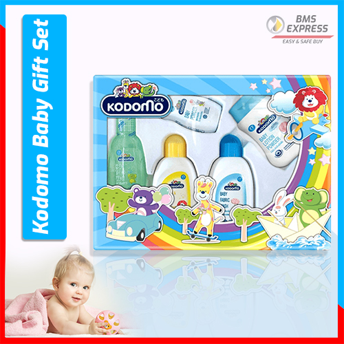 Kodomo Baby Gift Set 5pcs Set